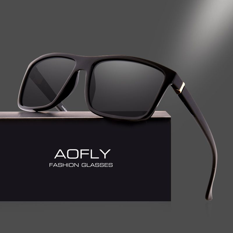 ac3019cff2 AOFLY BRAND DESIGN Polarized Sunglasses Men Square Frame Sun Glasses For Women  Vintage Retro Goggles Eyewear Gafas UV400 AF8066   Price   18.84  drones