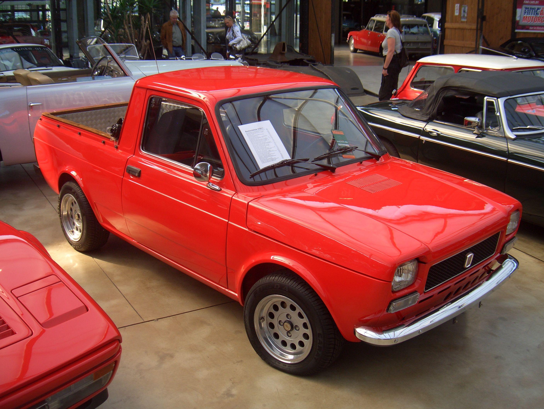 1983 Fiat Fiorino Pickup Carros E Caminhoes Carros Carro