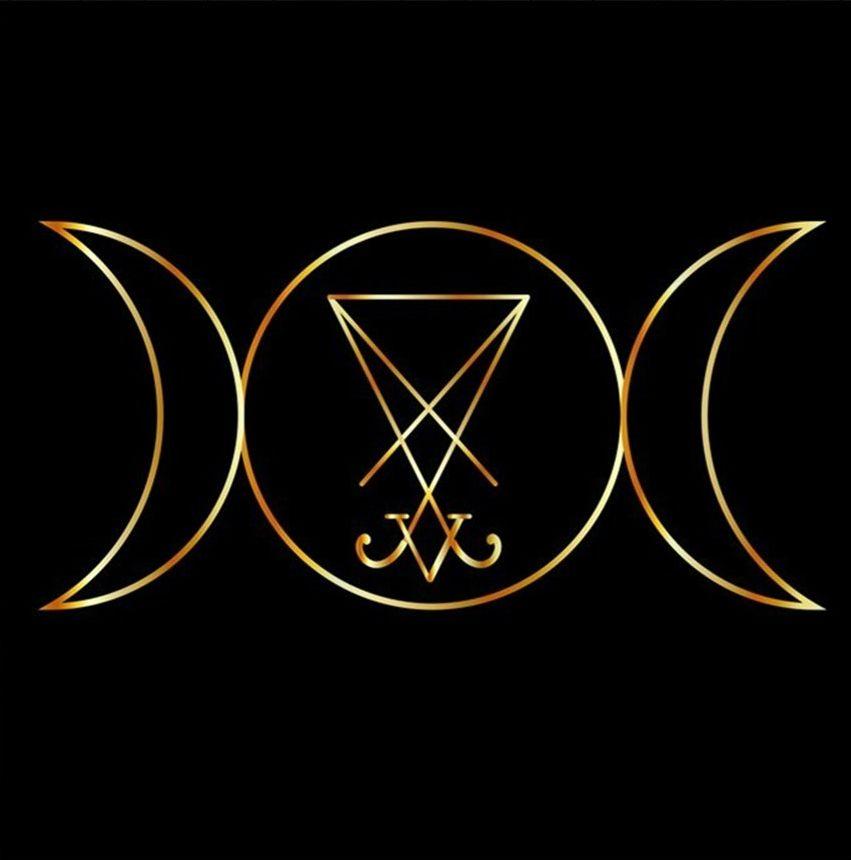 Triple Goddess Symbol Ss Pinterest Triple