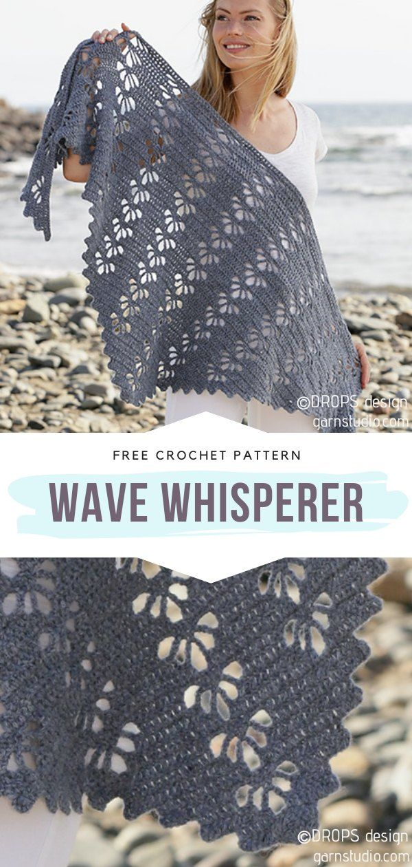 How to Crochet Wave Whisperer