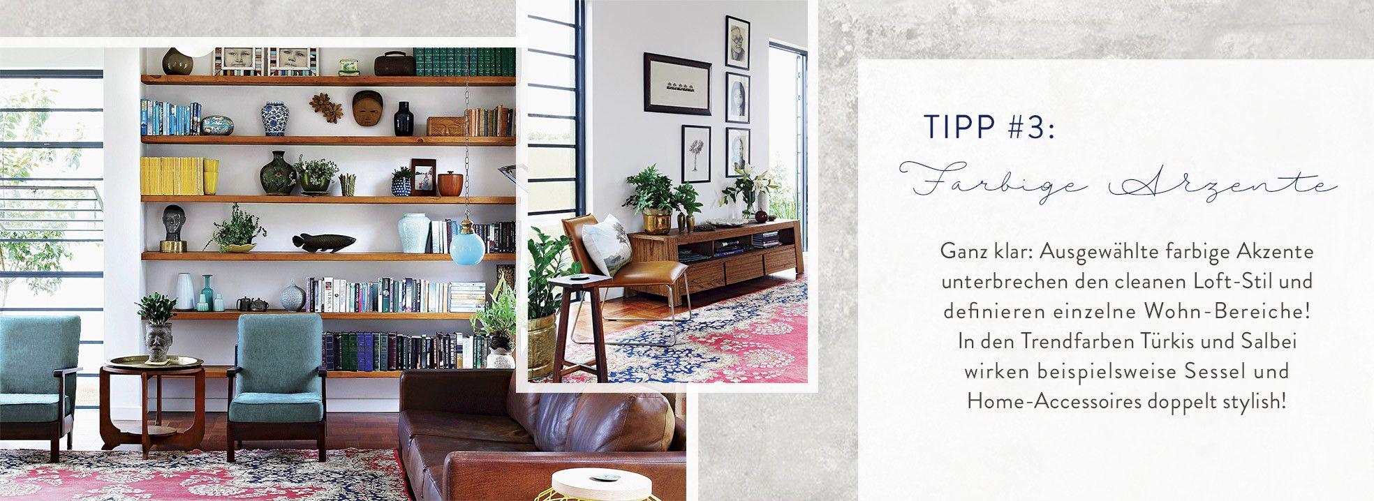 Modern Loft-Style | Sale bei Westwing | Living | Pinterest | Einrichtung