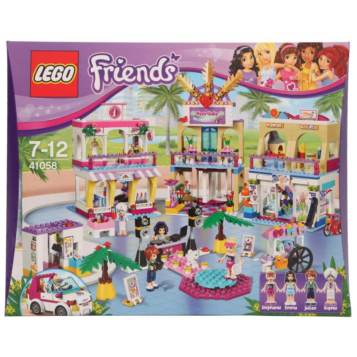 Lego Friends Heartlake Shopping Mall 41058 Gift Ideas Lego