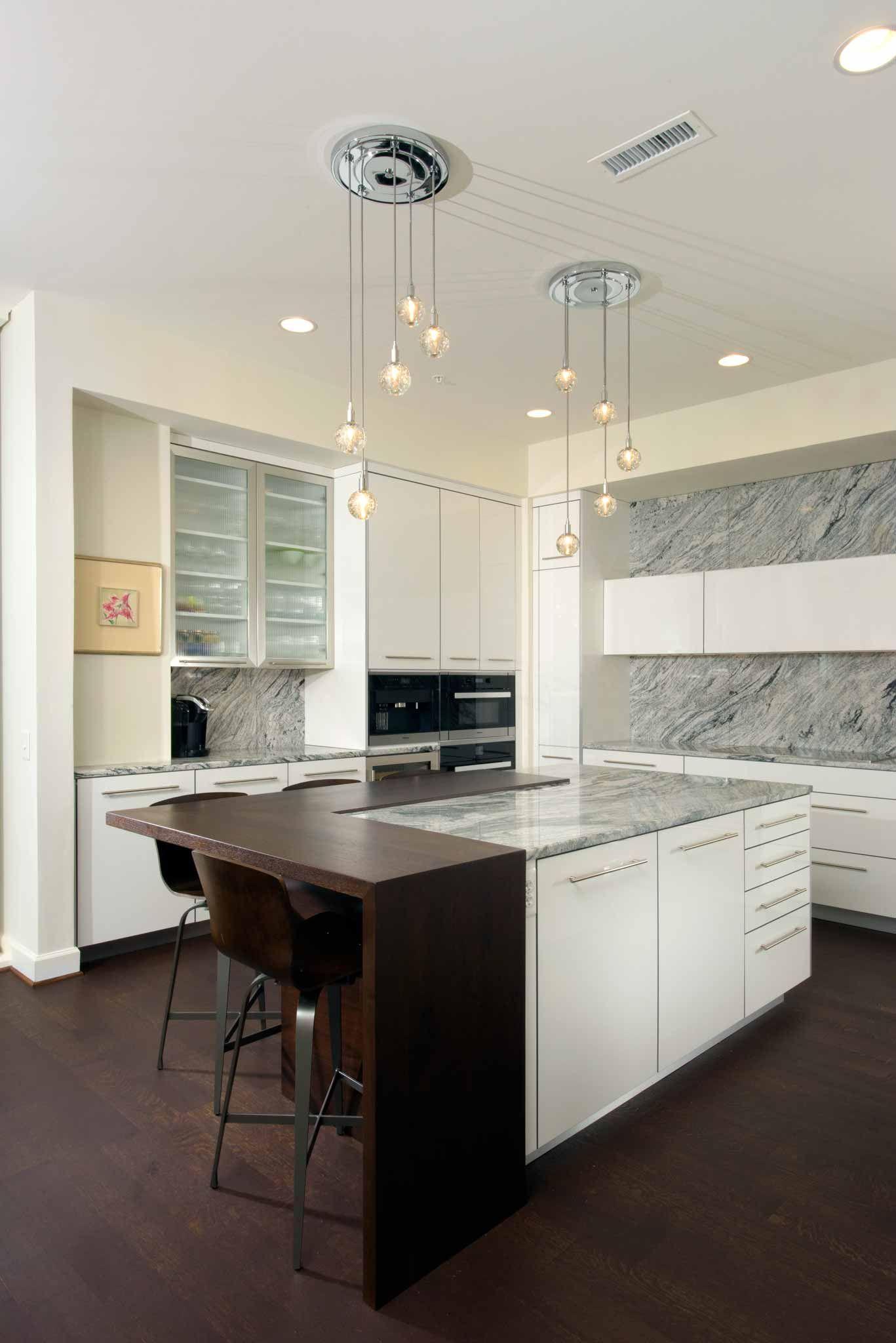 What S Trending In Kitchen Countertop Designs Design Kitchen