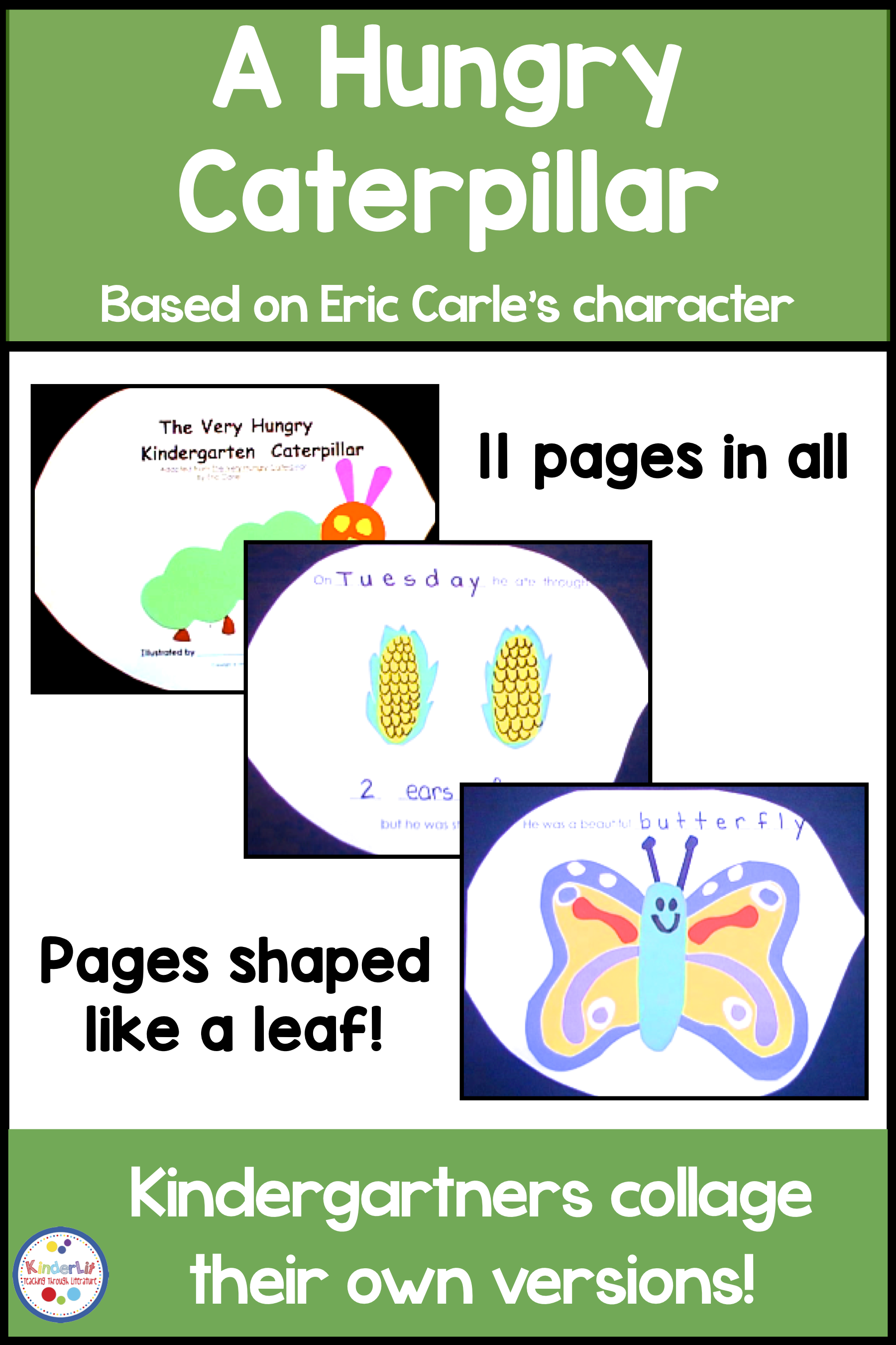 A Caterpillar In Kindergarten