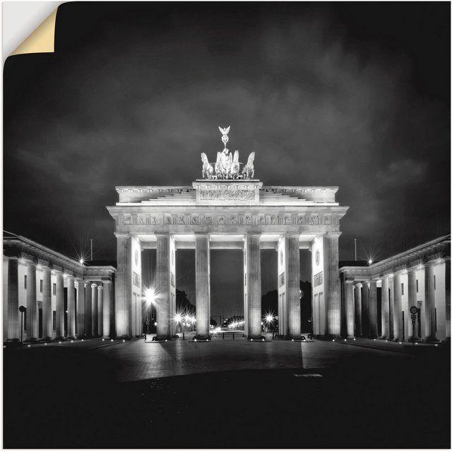 Wandbild Berlin Brandenburger Tor I Gebaude 1 Stuck In 2020 Brandenburg Gate Berlin Art Photo Frame Layout