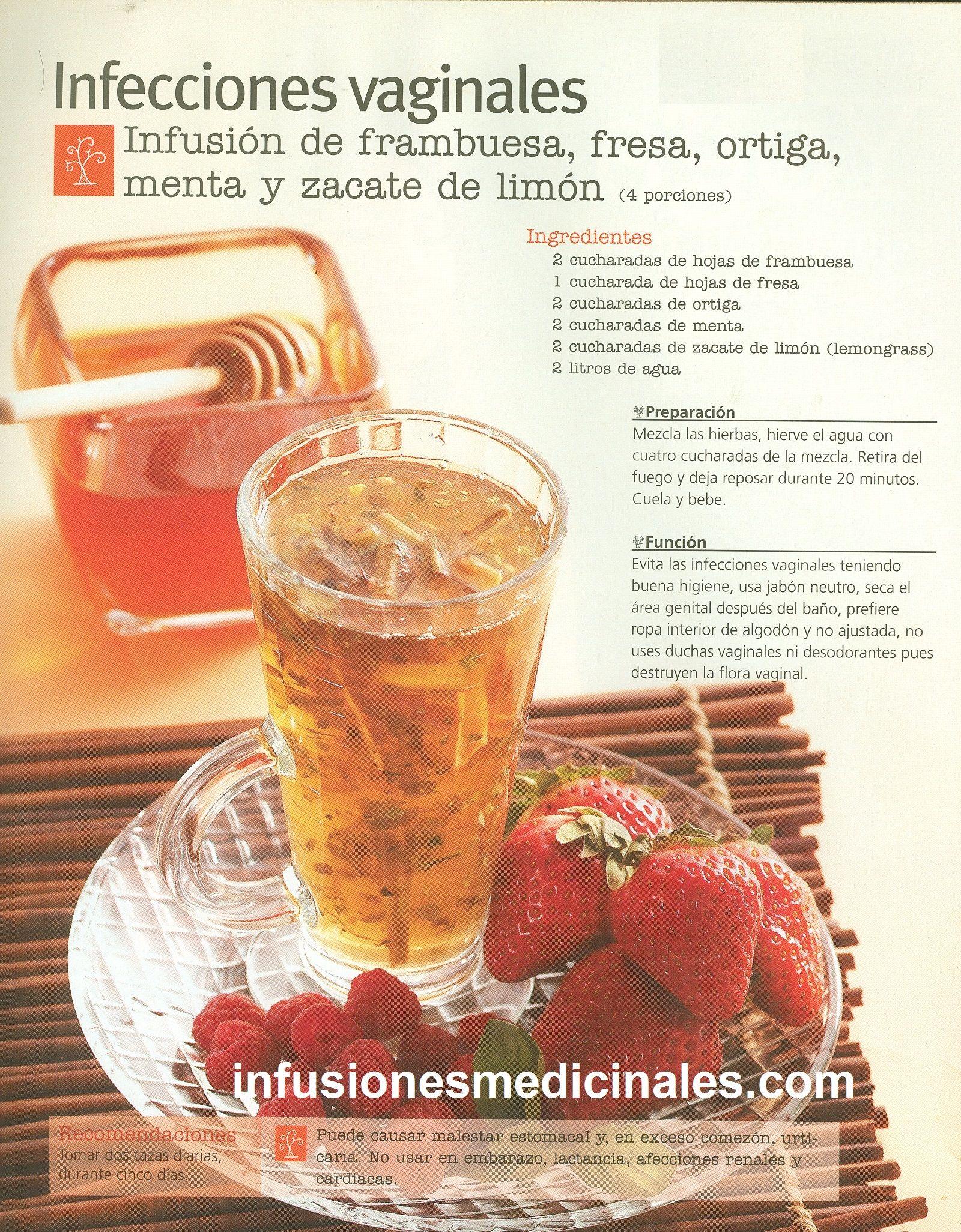 Remedios Para Las Infecciones Vaginales Con Imagenes Infeccion
