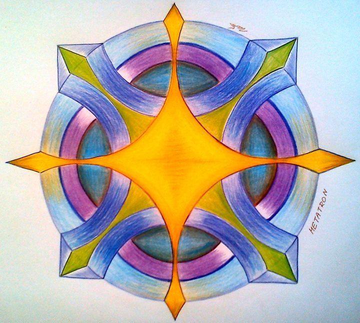 Jak vytvořit mandalu   Centrum Mandala