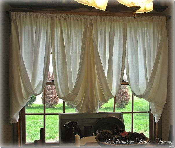 A Primitive Place ~ Tammy | Home - Decor Ideas | Pinterest | Cortinas