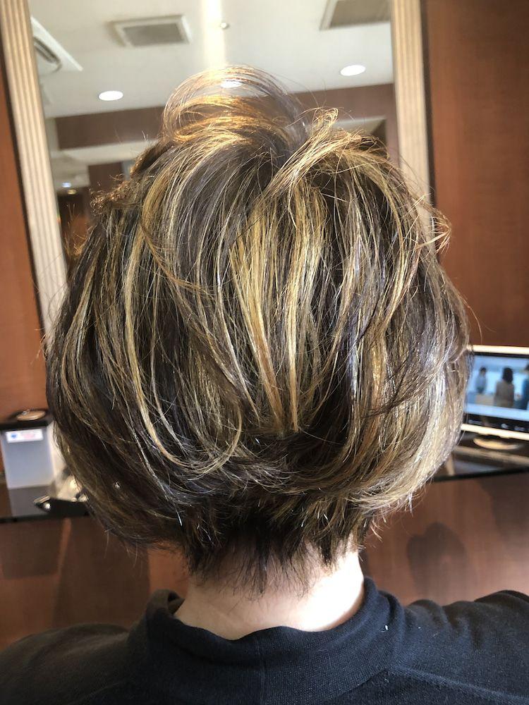 40代50代60代ヘアスタイル髪型 50代髪型 50代ショートボブ 60代 ヘアスタイル 50代 髪型 50 代 髪型 ボブ