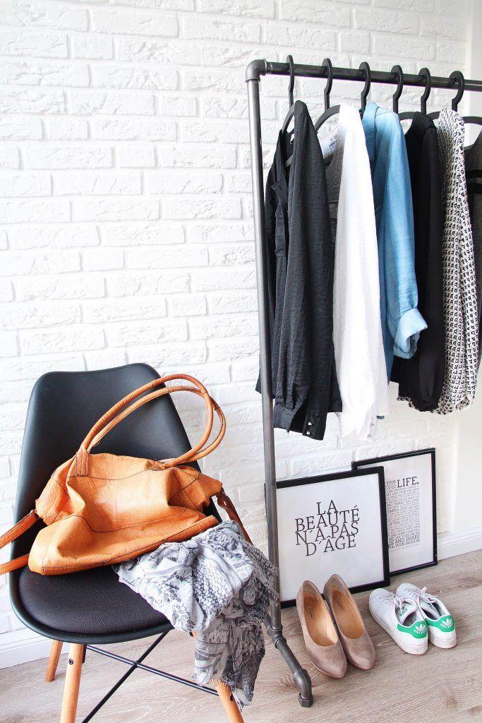 RackBuddy die schönste Kleiderstange ever Diy wall, Interiors and