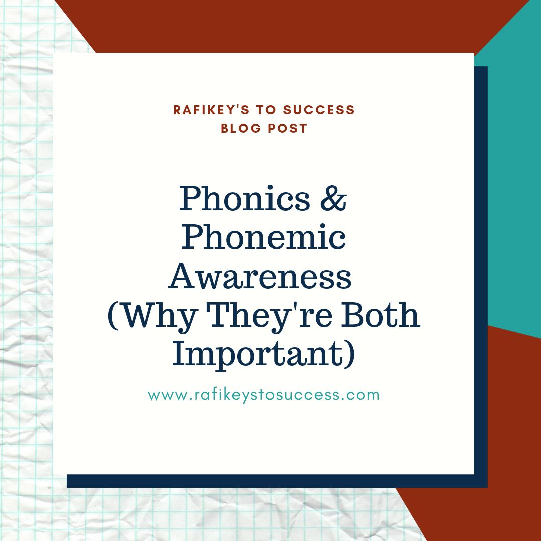 Phonics Amp Phonemic Awareness