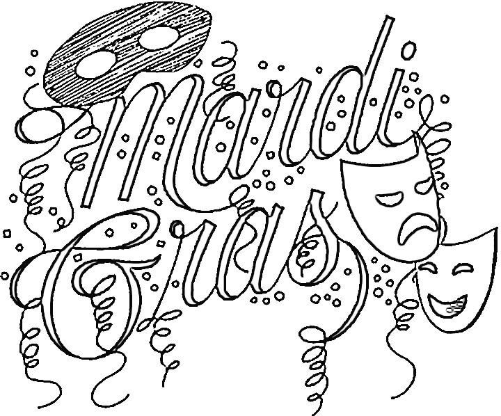 Free Printable Mardi Gras Coloring Pages For Kids Mardi Gras Kid Mardi Gras Mardi Gras Mask