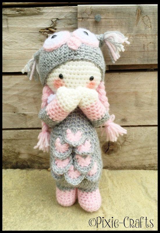 Elliot the Elephant - crochet amigurumi stuffed toy | Amigurumi ...
