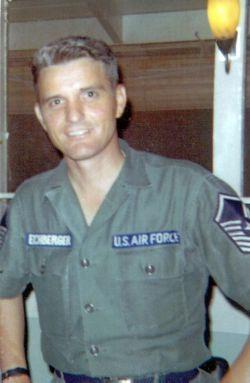 Etchberger, Richard, U S  Air Force, Vietnam, Medal of Honor