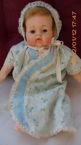 Vintage Little Huggums Doll Madame Alexander More
