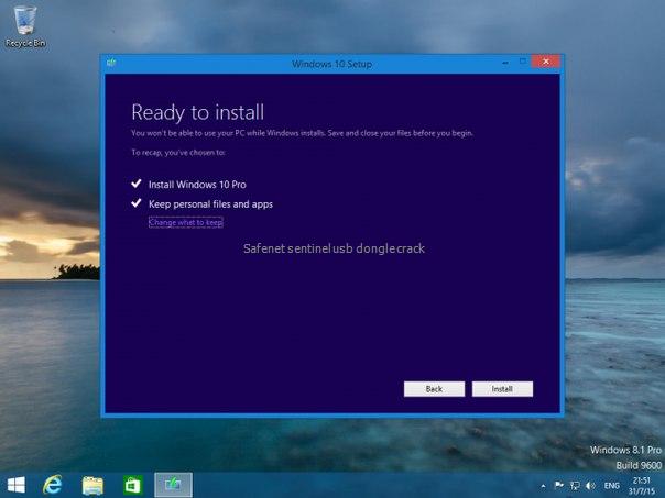 Safenet sentinel usb key emulator | How to install HASP MultiKey USB
