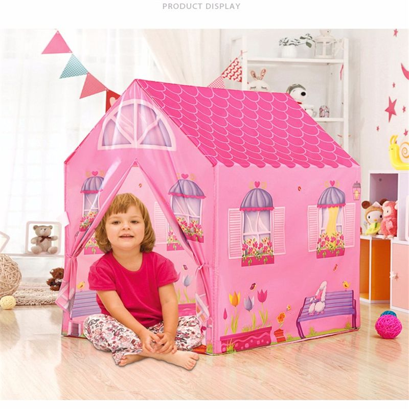 Kids Game House Princess Play Tent Baby Play Yard Tienda Corralito Portable Toy Children Tents Safe & Kids Game House Princess Play Tent Baby Play Yard Tienda Corralito ...