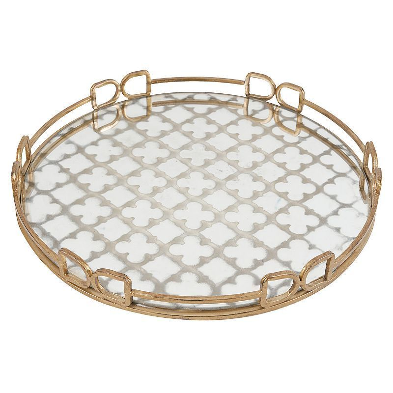 Decorative Trays Decorative Large Metallic Tray Gold  Trays Metallic And Products