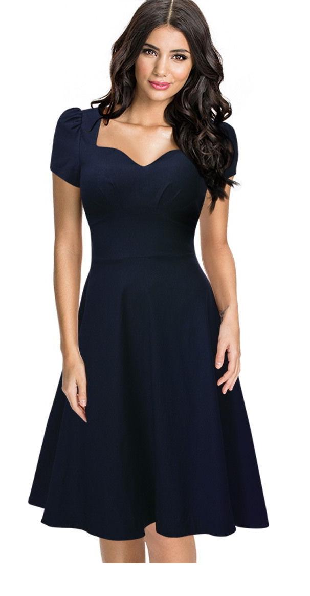Sukienka Gorset Rozkloszowana 42 Xl Wesele Komunia 6793167952 Oficjalne Archiwum Allegro Cocktail Dress Dresses Black Dress