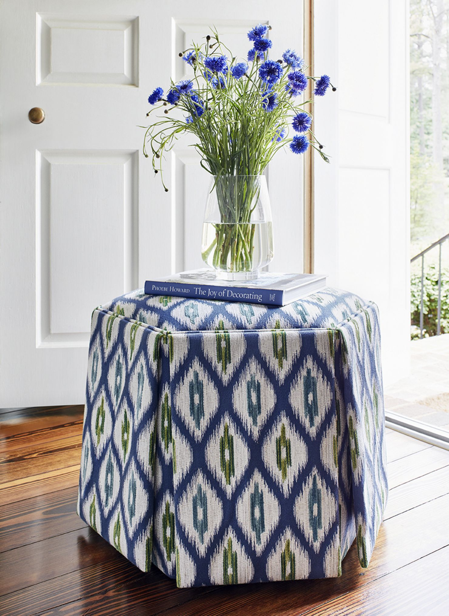 Thibaut Fabrics at Fine furniture