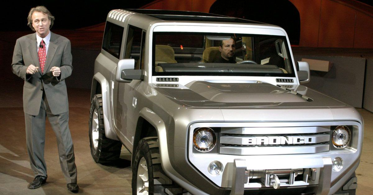 They Re Real Ford Confirms A New Bronco Ranger At Detroit Auto Show Ford Bronco Bronco Concept New Bronco