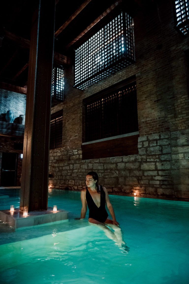 AIRE Ancient Baths Chicago Spa Review