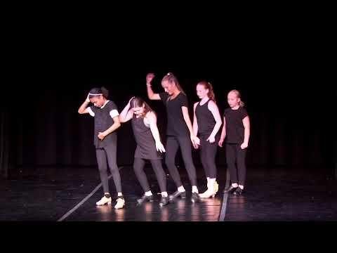 "00736bdcf2e Tap Dance Routine  ""Black   Gold"" By Sam Sparro - YouTube"
