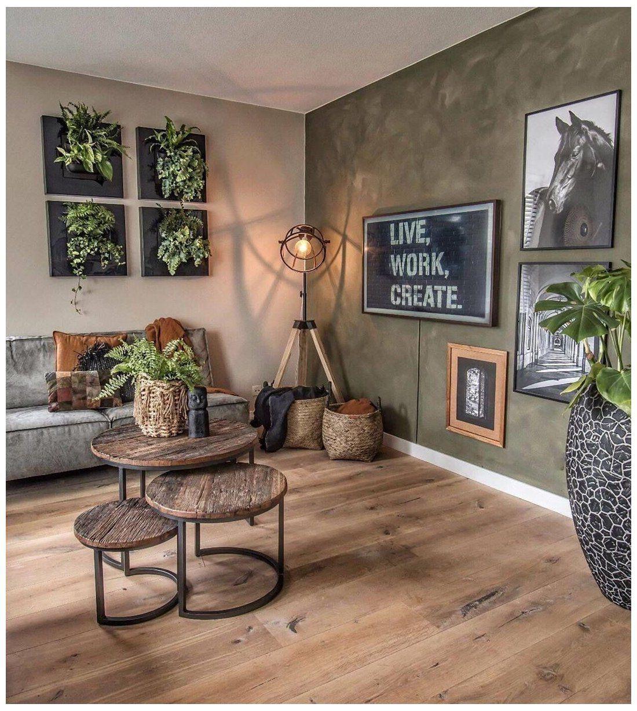 Earthy tone space #natural #home #decor #earth #tones # ...