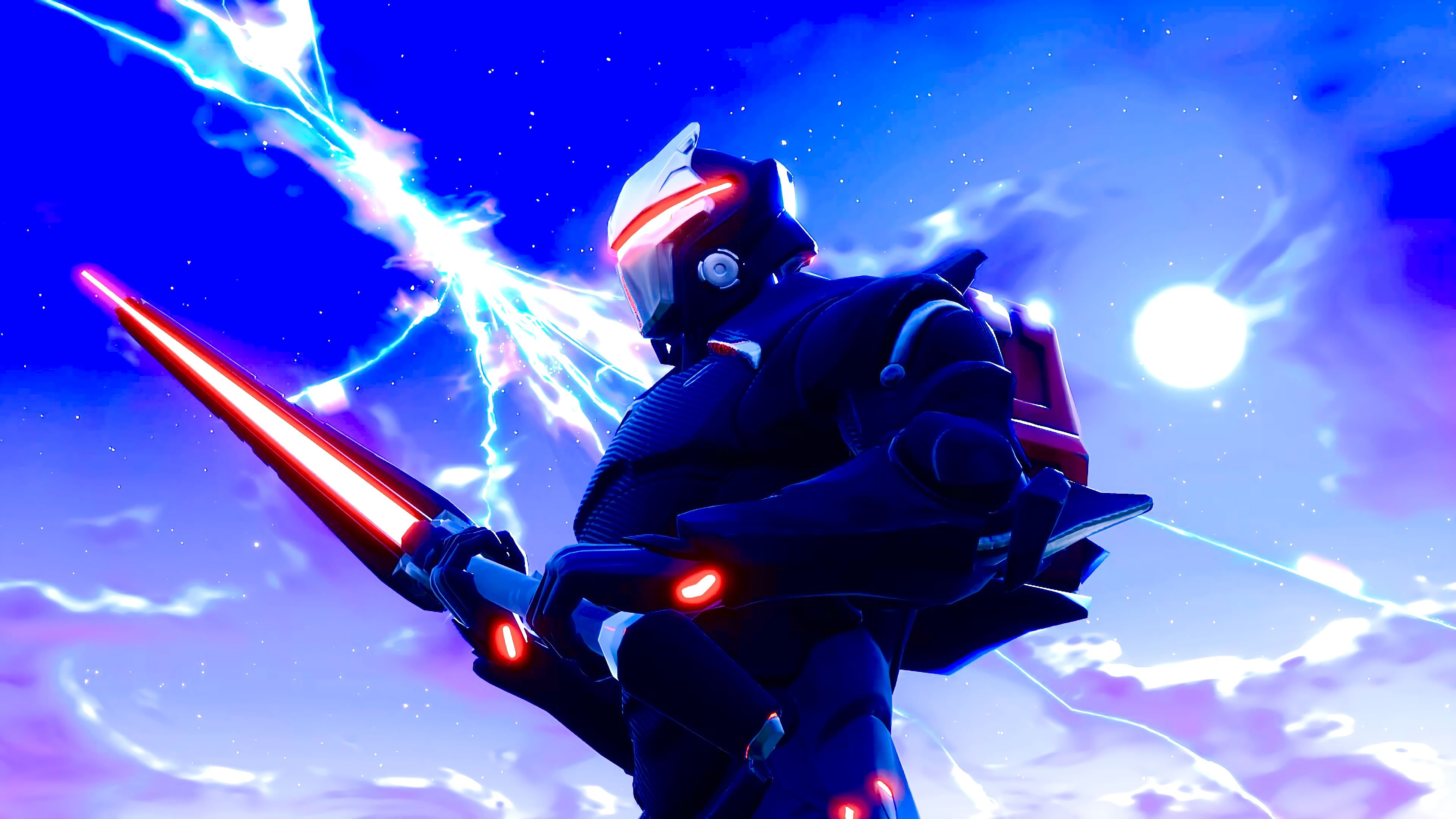 Omega Fortnite 4k Gaming Wallpapers 3840x2160 Wallpaper Gaming Wallpapers Hd
