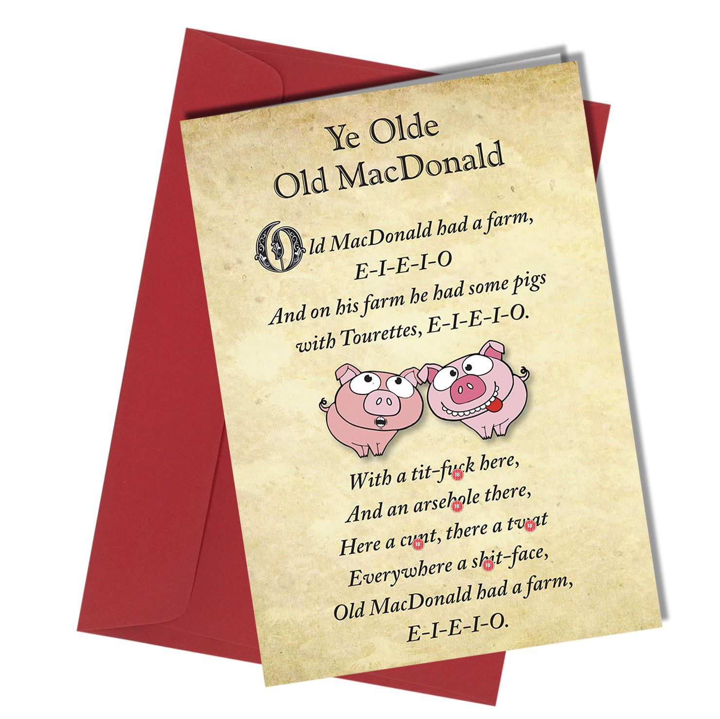 #563 Old MacDonald