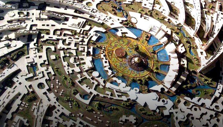 Auroville - a jövő kísérleti városa vallás, politika, és pénz nélkül