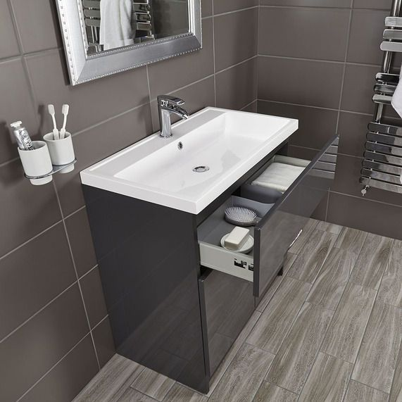 38+ Double basin vanity units for bathroom type