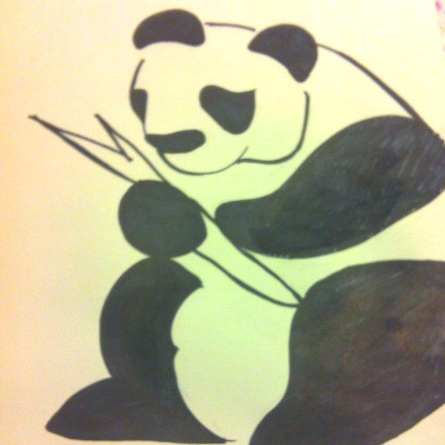 My panda bear :)