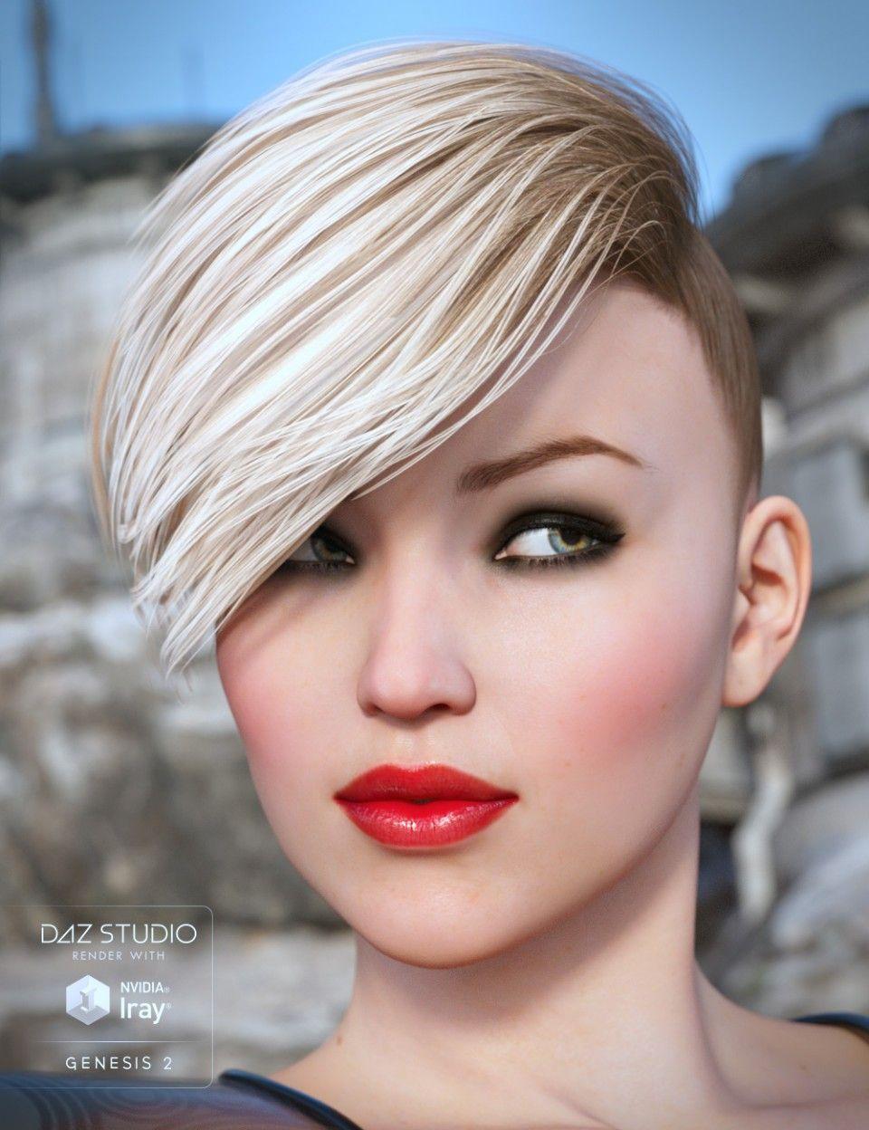 Colors Edit Female Hair DAZD Hair Pinterest Female Hair - Hair colour editor download