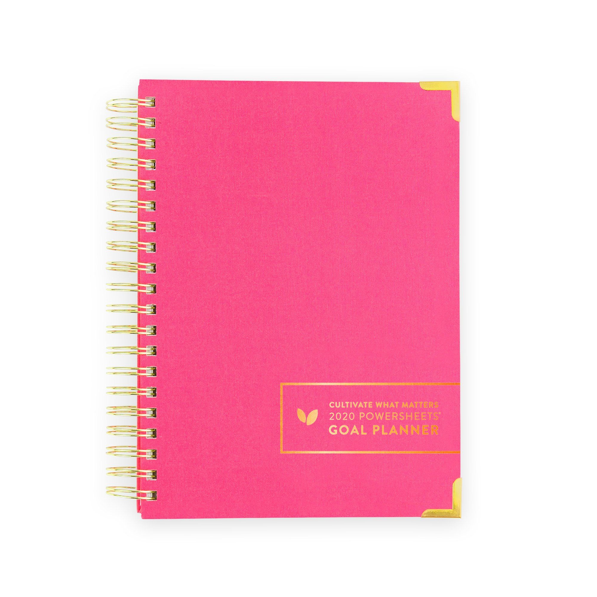 Introducing The Powersheets Intentional Goal Planners