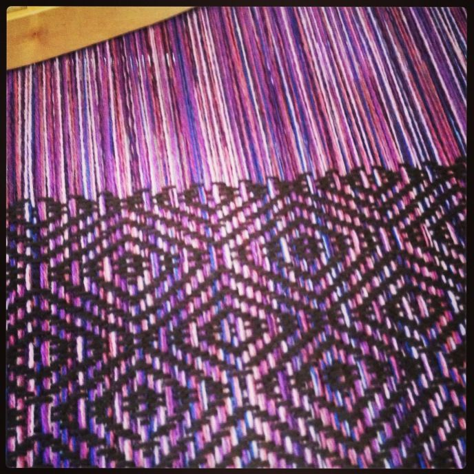#handwoven #textiles #weaving