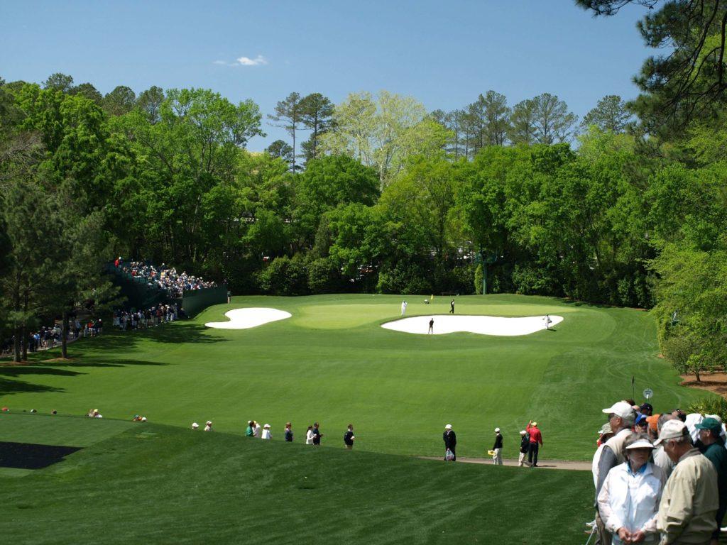 21++ Augusta golf club georgia usa viral