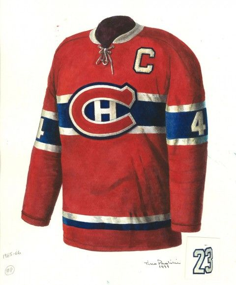 Simply vintage montreal canadians for