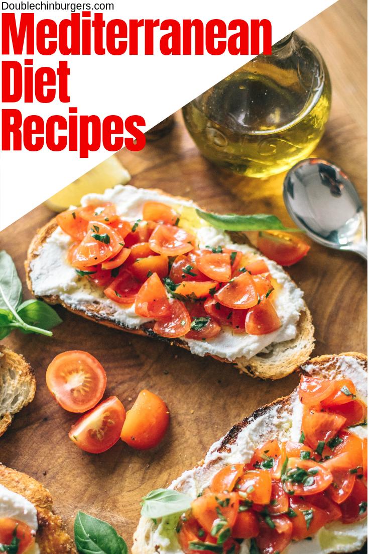 Mediterranean Diet Recipes Easy Mediterranean Diet Recipes Fish Chicken Mediterranean