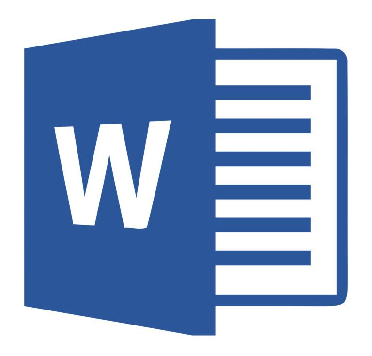Microsoft Word Logo Desain Cv Desain Brosur Microsoft