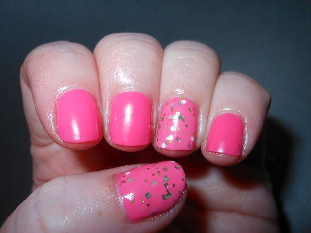 pink rubber nails | nails | Pinterest | Nails, Nail Polish ...