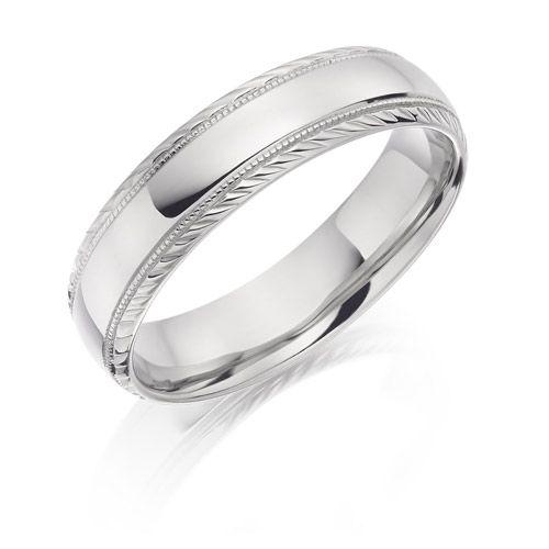 Rings R Us Ladies Wedding Band In Various Metals Rru14c610l