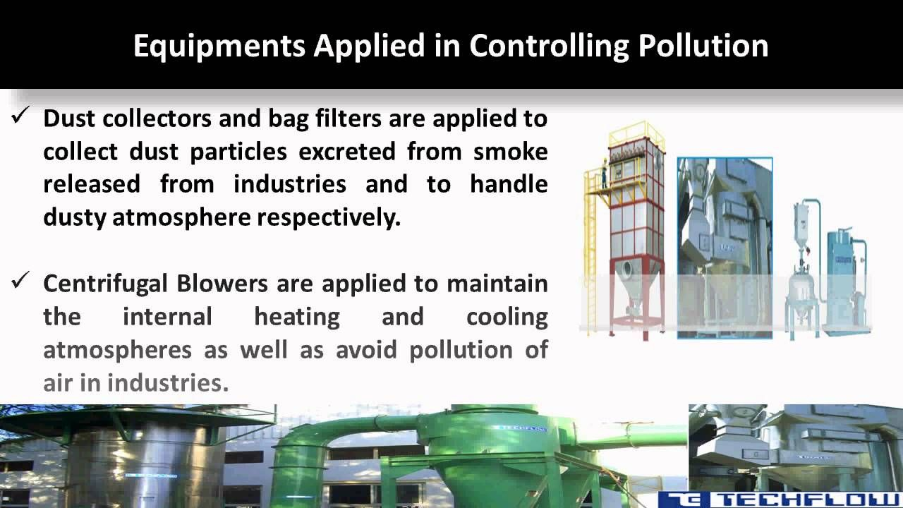 Video About The Wonders Made By Air Pollution Control Equipments