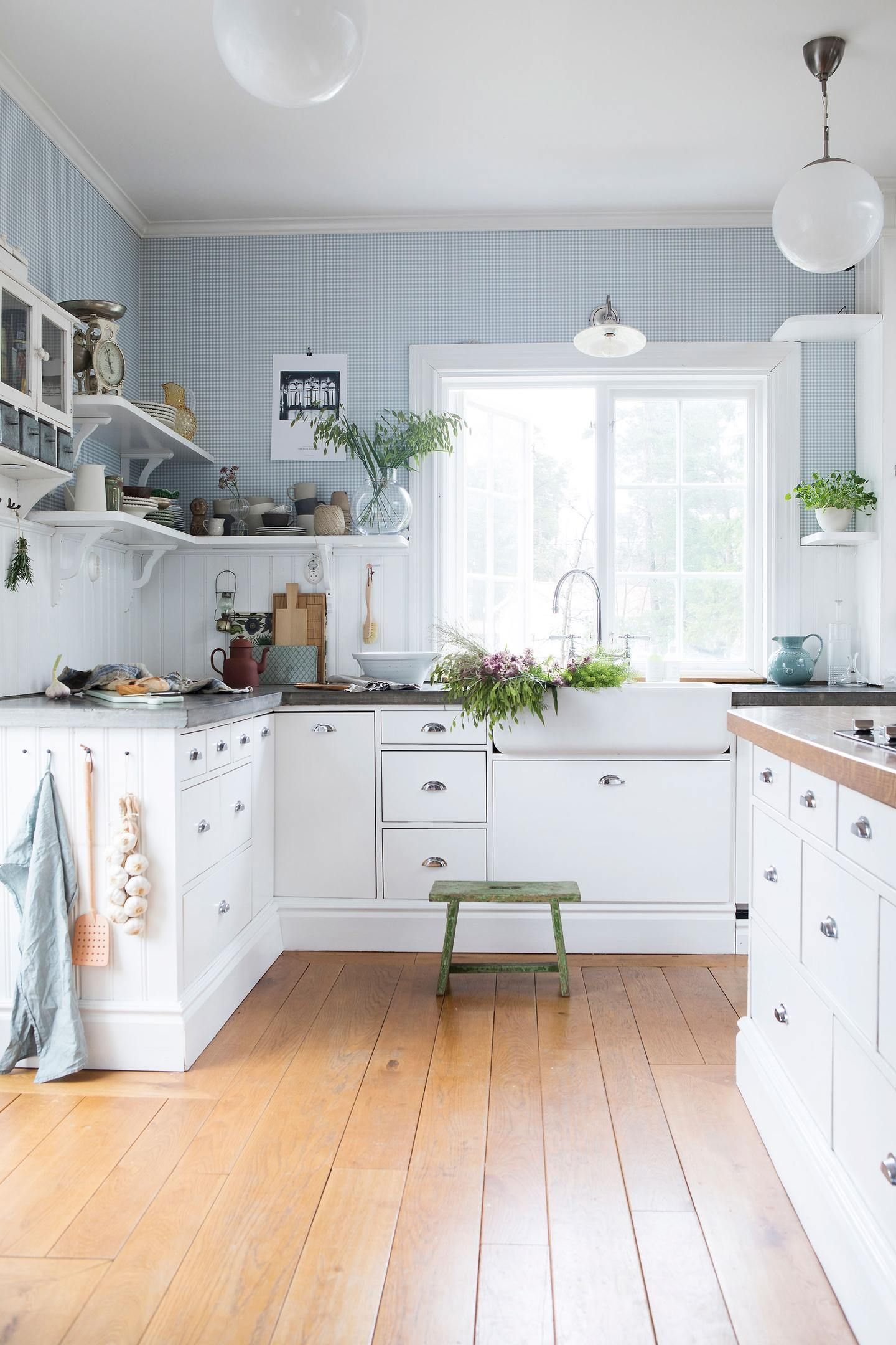 Cucina di Campagna Nordic Style Cucine country, Idee per