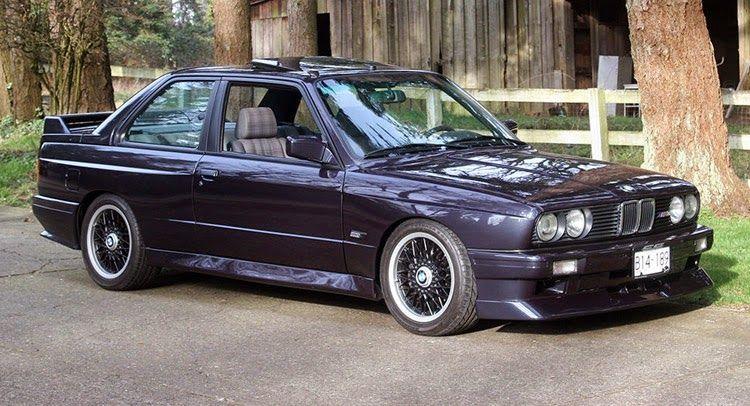 Bmw M3 E30 Evo Ii 1988 Bmw M3 Bmw E30