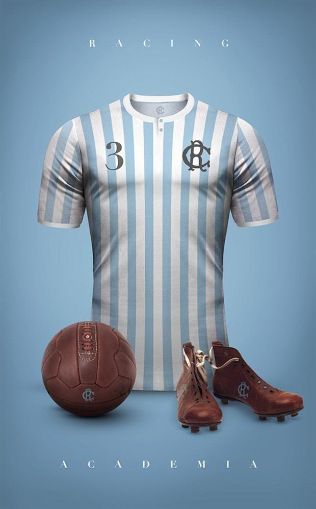 a5dd051324974 Las camisetas de los equipos argentinos en versión retro  ¿cuál te ...