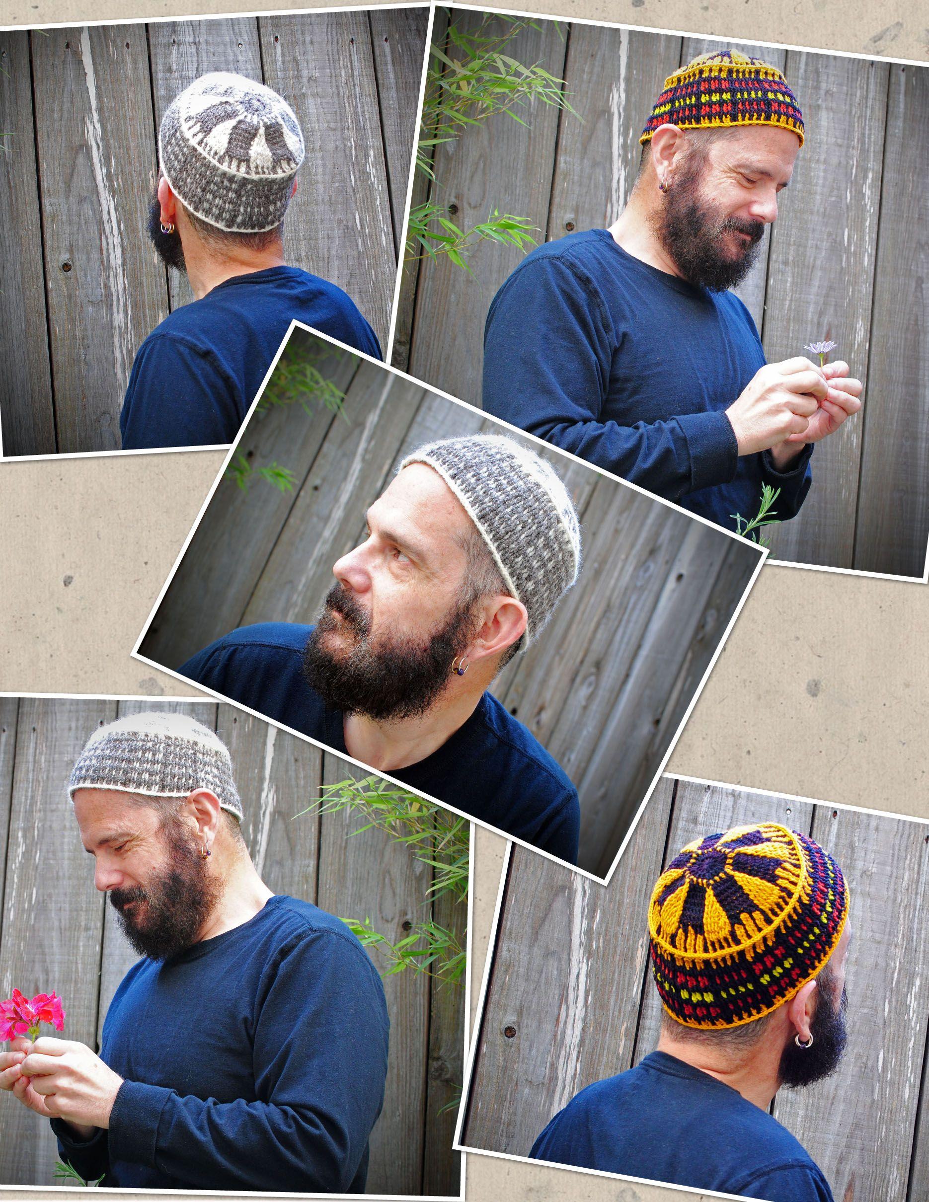 Pythagoras Cap pattern by Andres P. Nevarez | Cap patterns ... Respect Hat Template