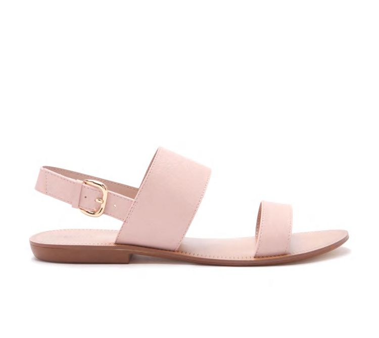 Forever21 Faux Leather Sandals ( 19.90)  db349d61a0f6