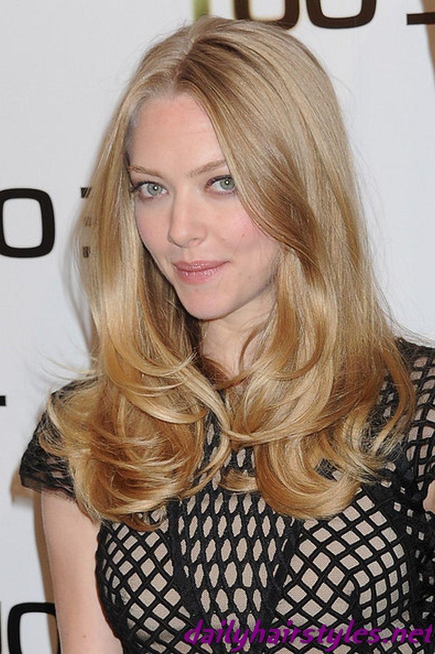 Amanda seyfried long hair daily hairstyles u new short