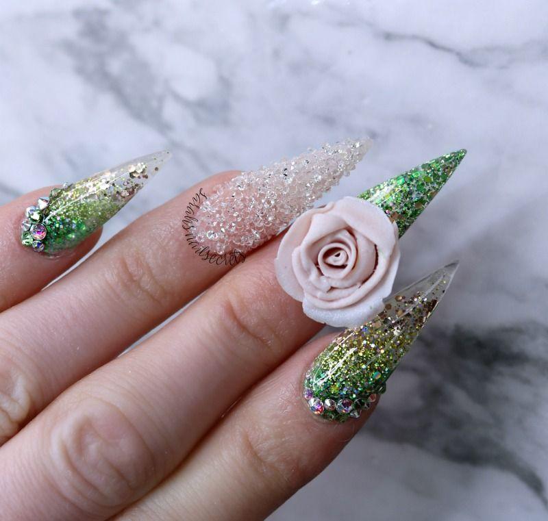 fantasy nail art by Sarah\'s nail secrets   Nail art and Inspiration ...